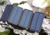 ADDTOP Solar Charger 25000mAh Power Bank
