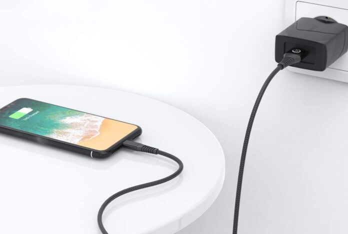 Aiminu MFi Certified Lightning Cable
