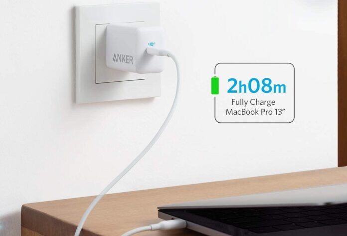 Anker 65W PIQ 3.0 PPS Compact Fast Charger Adapter