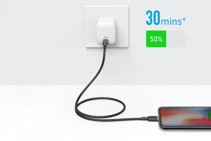 Anker Powerline II C to Lightning Cable