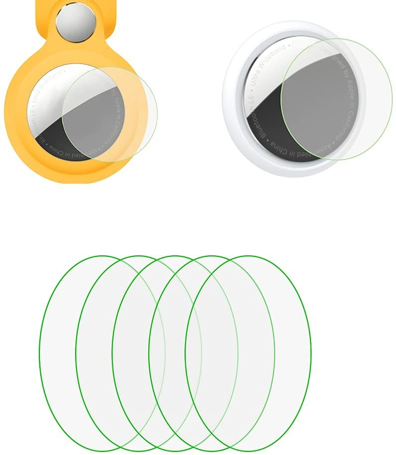 DHYED Protective Film for AirTag