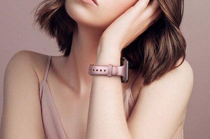IEOVIEE [Pack 4] Silicone Slim Apple Watch Bands