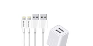 KOZOPO iPhone Charger