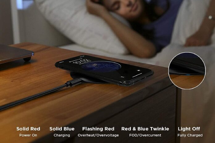 LETSCOM Wireless Charger