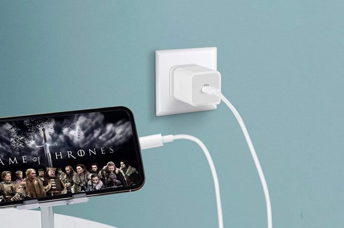 LUOSIKE 20W USB C Charger