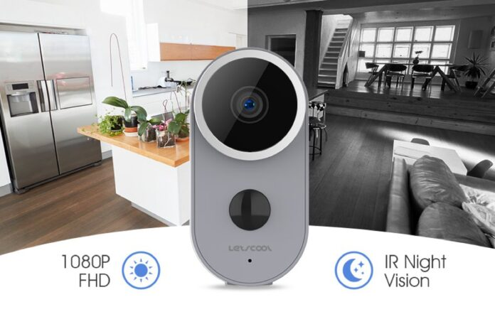 Letscool Wireless Camera for Home Security