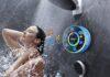 MuGo Bluetooth Shower Speaker