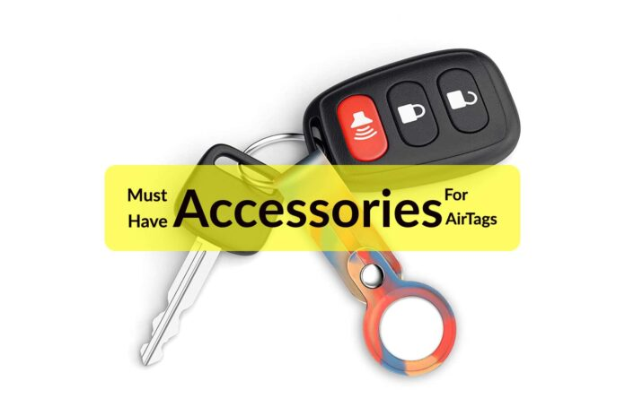 Must Have Accessories For AirTags