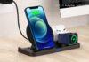 Powlaken 3 in 1 Wireless Charging Station