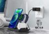 Powlaken Wireless Charging Station