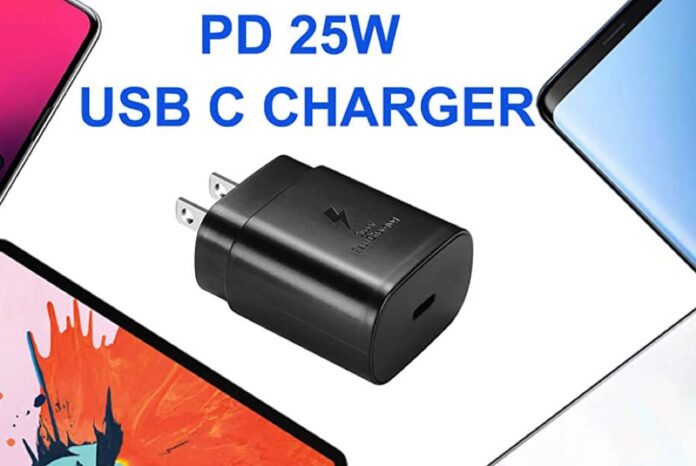 Samsung USB-C Super Fast Charging Wall Charger