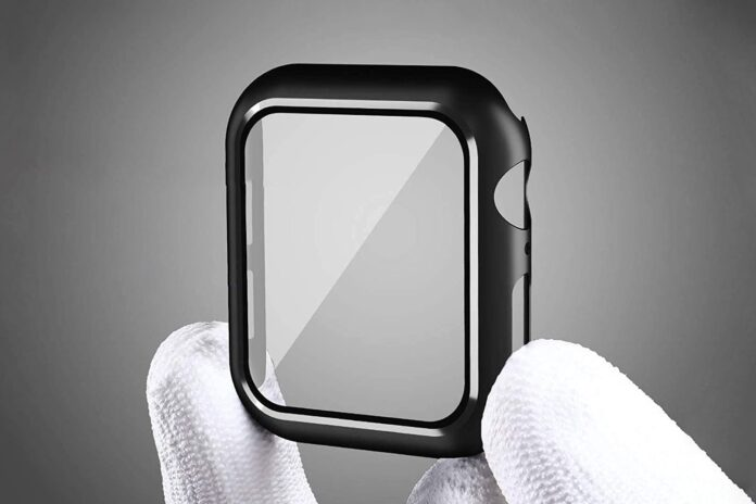 Smiling Apple Watch Case