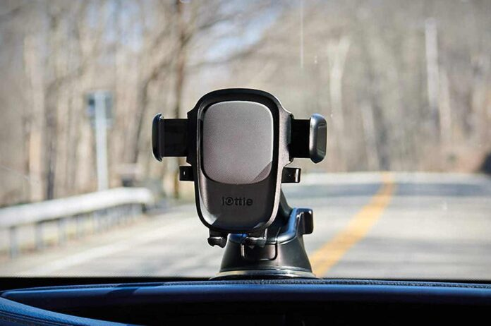 iOttie Easy One Touch 5 Dashboard & Windshield Car Mount