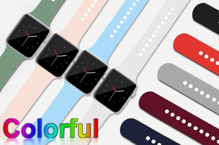 4 Pack Apple Watch Band