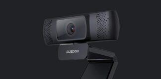 AUSDOM AF640 Full HD Business Web Camera