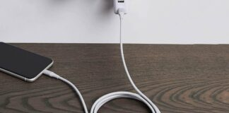 Amazon Basics Premium USB-C to Lightning Cable