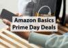Amazon Basics Prime Day Deals