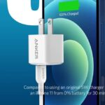 Anker Nano Charger 20W PIQ 3.0 Durable Compact Fast Charger