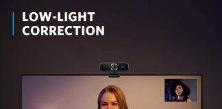 Anker PowerConf C300 Smart Full HD Webcam