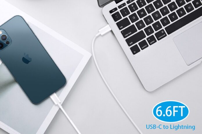 Apple iPhone Charging Cord 2-Pack