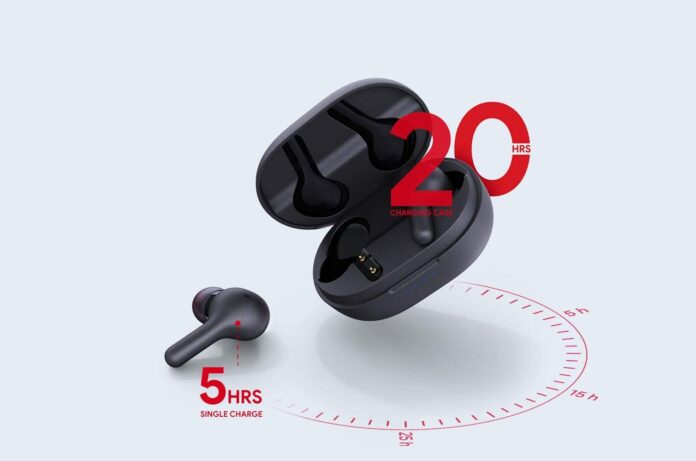 BCMASTER Bluetooth Earbuds