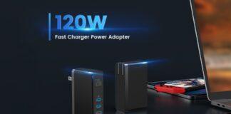 Baseus 120W GaN USB-C Wall Charger
