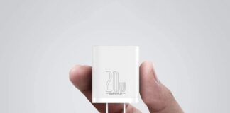 Baseus 20W USB C Charger