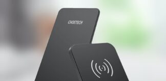 CHOETECH Wireless Charger (2 Pack)