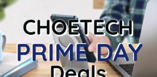 Choetech Prime Day Deals