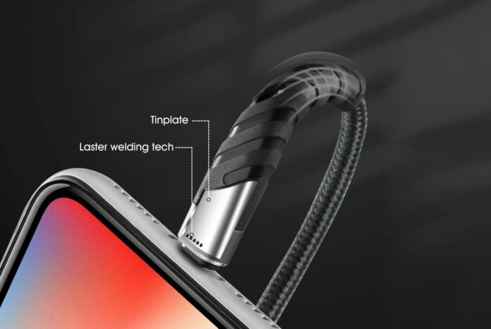 CyvenSmart 10 Foot Lightning Cable