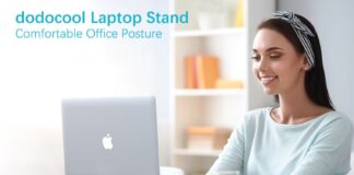 Dodocool Adjustable Laptop Stand