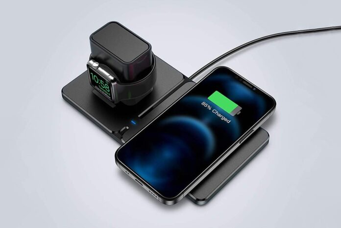 ESR 2 in 1 Wireless Charger