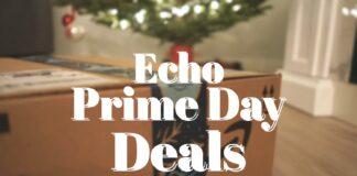 Echo Prime Day Deals