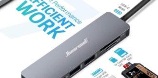Hiearcool USB C Dongle