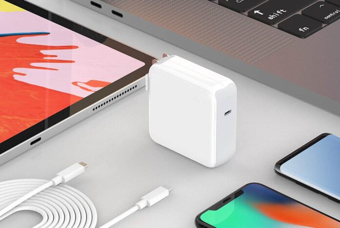IFEART 87W USB C Charger