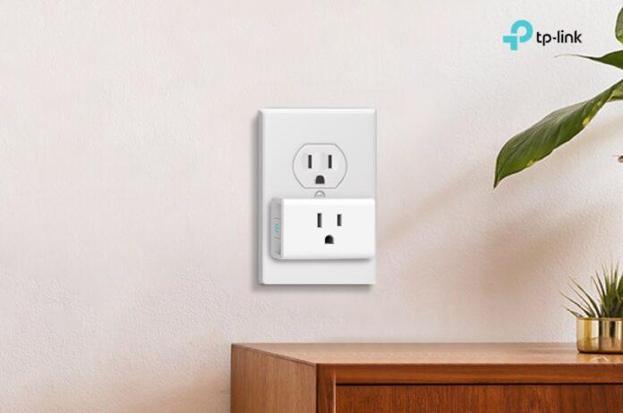 Kasa Smart Plug Mini 15A