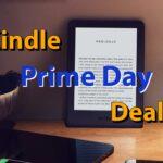 Kindle prime day deals