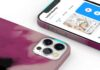Licheers Silicone MagSafe Case for iPhone 12