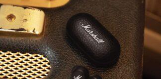 Marshall Mode II True Wireless Headphones