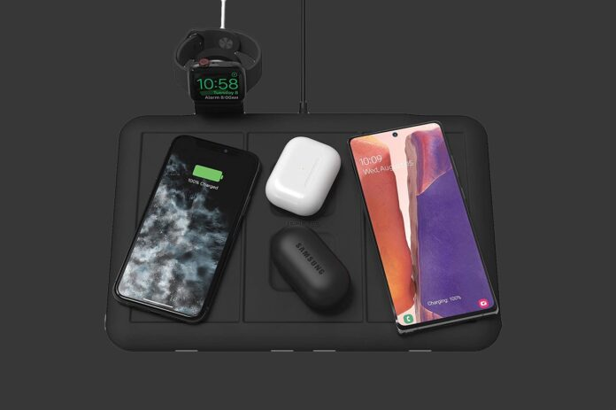 Mophie 4-in-1 Wireless Charging mat