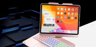 NOKBABO Keyboard Case for iPad Pro 12.9 2020