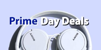 Sony Headphones Prime Day Deals