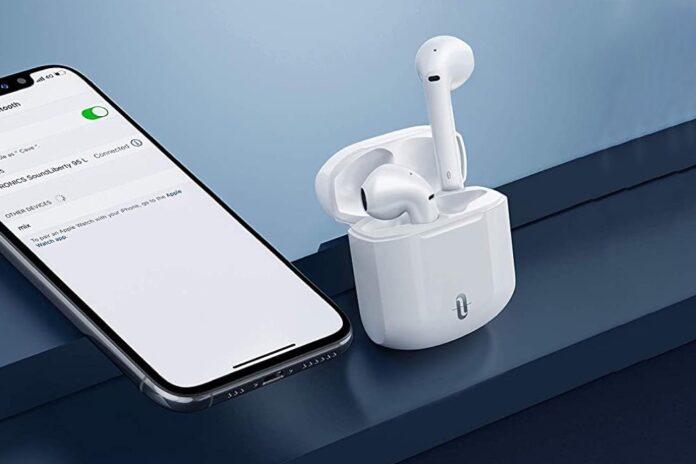 TaoTronics SoundLiberty 95 True Wireless Earbuds