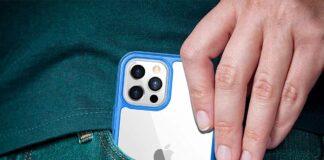 Temdan iPhone 12: Pro Case