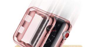Tranesca 4 Pack 42mm Apple Watch Case