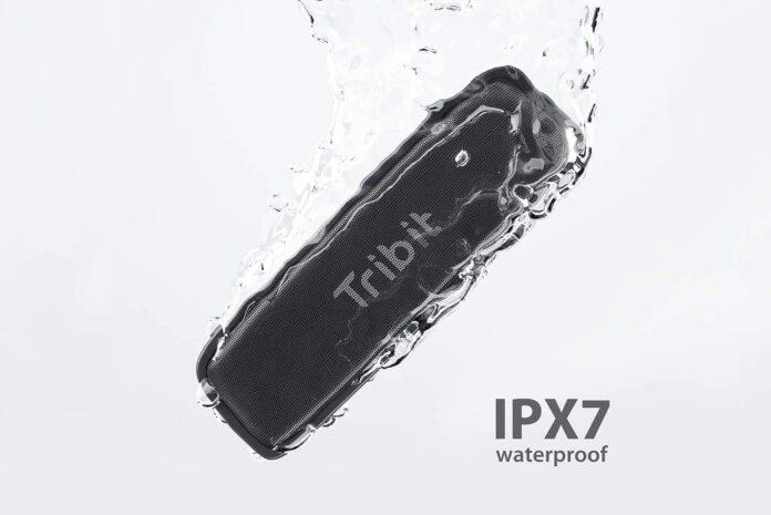 Tribit Portable Bluetooth Speaker