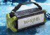 W-KING 50W Super Loud Portable Bluetooth Speaker