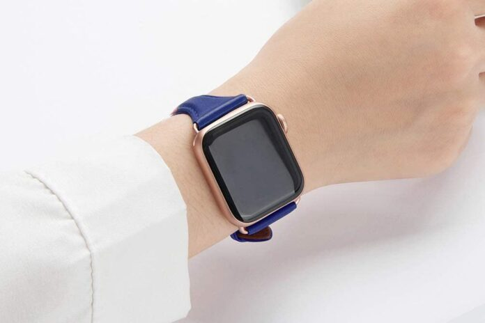 WFEAGL Leather Apple Watch Bands