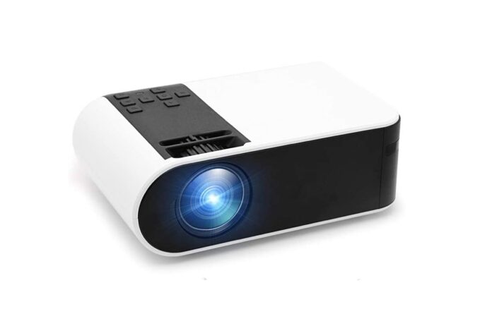WayGoal Movie Projector