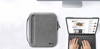 tomtoc Portfolio Case for iPad Pro 12.9-inch